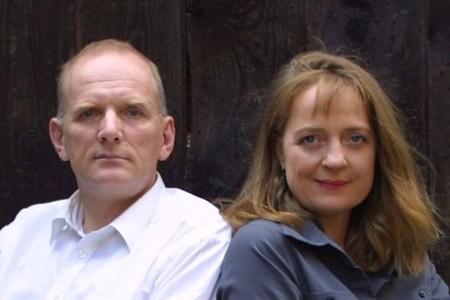 Sybille Denker und Peter W. Hermanns
