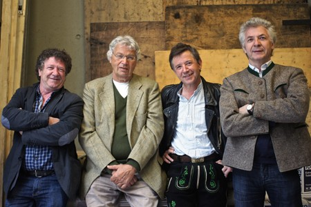 Gerhard Polt & Die Well-Brüder aus'm Biermoos